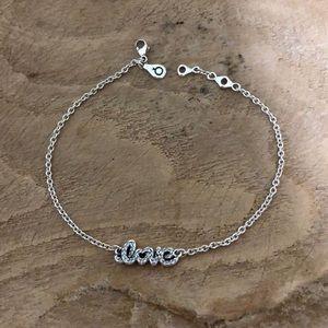 "Pandora ""Love"" Bracelet"